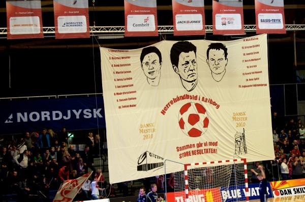 Håndbold i Aalborg - Dansk Mester 2010